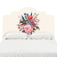 Bushel and a Peck Headboard Decal