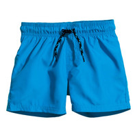 Solid-color Swim Shorts - from H&M