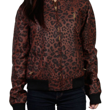 Obey - Women's Riot Squad Bomber Jacket