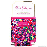 Lilly Pulitzer Drink Hugger in Wild Confetti