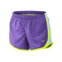 "Nike 3.5"" Tempo Girls' Running Shorts - Purple Venom"