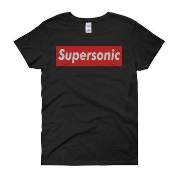 Red Box Supersonic Oasis Women'S T Shirt