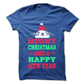Meowy Christmas And Mew Year