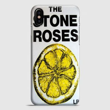 Tour Punk Rock N Roll iPhone X Case