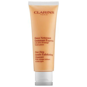 One-Step Gentle Exfoliating Facial Cleanser - Clarins | Sephora
