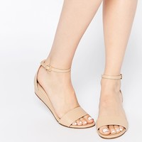 ASOS FLARE Two Part Sandals at asos.com