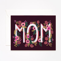 Rifle Paper Co. - Rosy Blooms Mother's Day Card