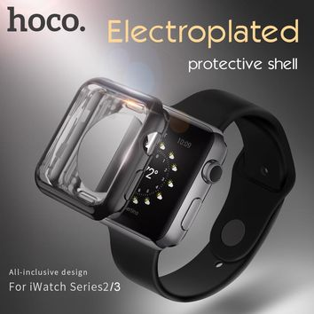 HOCO Stylish Soft protective Case for iwatch serise 3 2 Apple Watch
