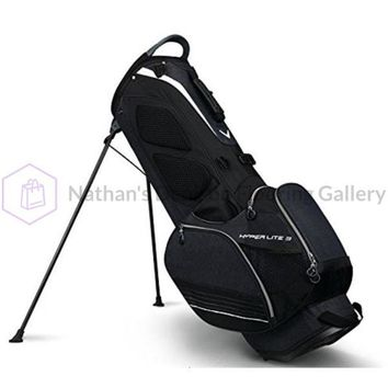 Callaway Hyper Lite 3 Golf Stand Bag - Black/Titanium/White