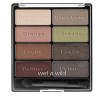 Eyeshadow Collection, Wet n' Wild