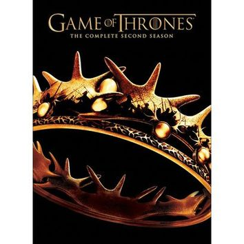 Game of Thrones: The Complete Second Season (5 Discs) (Widescreen)