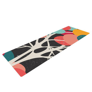 "Danny Ivan ""Lovely Tree"" Branches Yoga Mat"