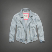 Tessa Denim Jacket