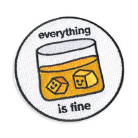 Everything Is Fine Patch