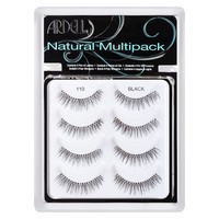 Ardell® Eyelash 110 Multipack Black - 4ct