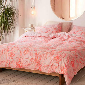 Forest Toile Duvet Cover - Urban Outfitters