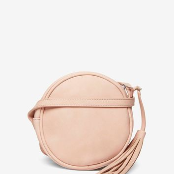 **Pieces Rose Circle Cross Body Bag | Dorothyperkins