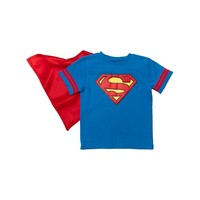Toddler Superman Cape Tee