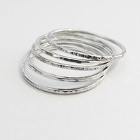 Super Thin Stacking Rings by Sirrý Design