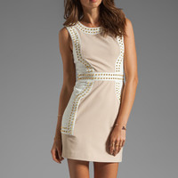 Finders Keepers One More Try Dress in Nude