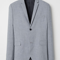 Blazer Skinny fit - from H&M