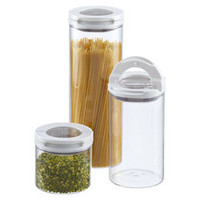 FlipLock Glass Canisters by OXO®