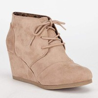 CITY CLASSIFIED Rex Womens Wedges | Heels + Wedges