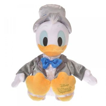 Disney D23 Expo Japan 2018 Donald Duck Top Hat Small Plush New with Tag