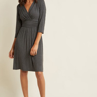 Superbly Versatile Wrap Dress