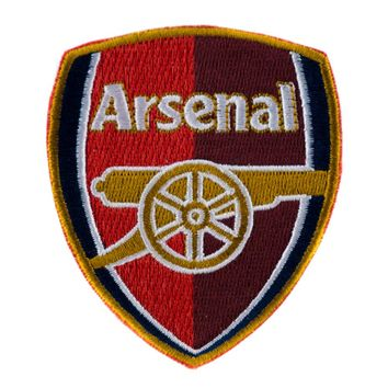 Arsenal Football Club Patch Iron on Applique Alternative Sports Clothing Soccer
