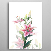 Lilium by Jace Anderson | Displate