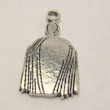 Little Red Riding Hood Cape Genuine American Pewter Charm
