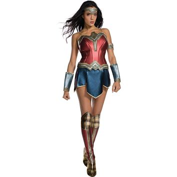Wonder Woman Adult Small