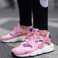 Best Online Sale Nike Air Huarache 1 Women Hurache Running Sport Casual Shoes Sneakers - 05