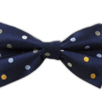 Spotlight - Navy (Bow Ties) | Ties, Bow Ties, and Pocket Squares | The Tie Bar
