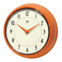Retro Kitchen Wall Clock