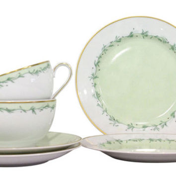 Christofle Bagatelle China Set