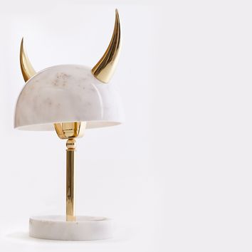 Min Lilla Viking Table Lamp