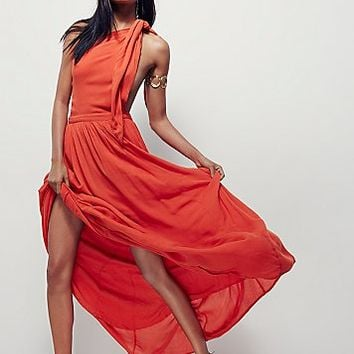 Free People Like This Like That Maxi