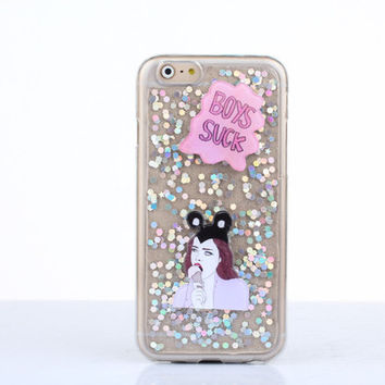 """ Boys Suck "" Case for iPhone 6 – luxylemon"
