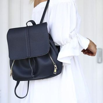 Lolita Backpack (Black) | Xenia Boutique | Women's fashion for Less - Fast Shipping