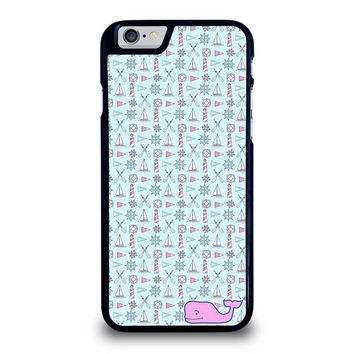 WHALE KATE SPADE PATTERN iPhone 6 / 6S Case Cover