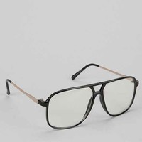 Classic Flattop Reader- Black One