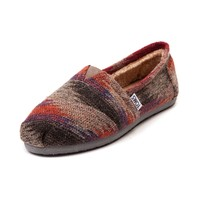 Womens TOMS Classic Friday Slip-On Casual Shoe