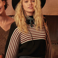 Silence + Noise Dolman Sleeve Mock-Neck Sweater | Urban Outfitters