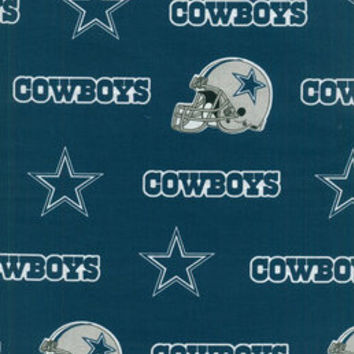 Dallas COWBOYS Blue Background Game Day Skirt College Football NFL