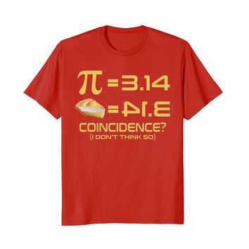 Pi Day 2018 Shirt Funny Pie Lover for Math Geeks Science