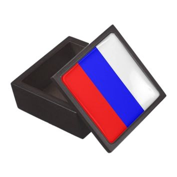 Russian Flag Premium Gift Box
