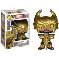 Funko Pop! Marvel Thor The Dark World Heimdall with Helmet Vinyl Bobble Head - Walmart.com