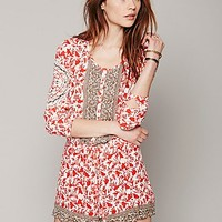 Free People Womens Resort Romper